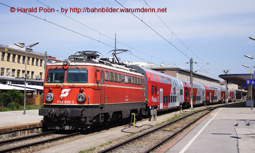 Foto zeigt: 1142.682 in Wien West