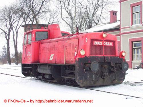 Foto zeigt: Oberschützener Bahnhofsfest