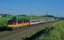 am Foto: 1116.036 mit �BB InterCity (P�ndorf)
