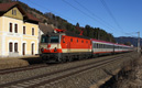 am Foto: 1044.092 mit InterCity bei St. Georgen ob Judenburg
