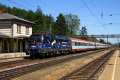 am Foto: 1116.126 mit �BB-Intercity (Rekawinkel)