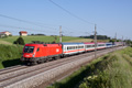 am Foto: 1116.159 mit EuroNight (P�ndorf)