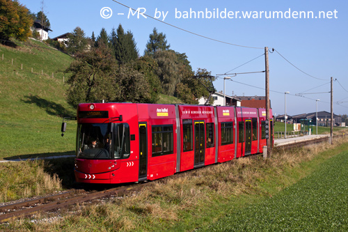 Foto zeigt: Flexity Outlook bei Stern & Hafferl