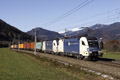 am Foto: WLB - Containerzug am Schoberpass