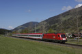am Foto: 1216.007 mit Regional-Express (Sillian)