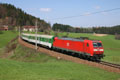 am Foto: DB 185.057 (Summerau)