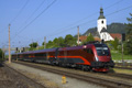 am Foto: 1116.201 - Railjet-Test (Launsdorf-Hochosterwitz)