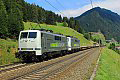 Foto zeigt: RailAdventure 111.222 + 111.210 bei St. Jodok (Brennerbahn)